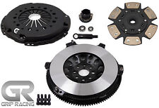 GRIP STAGE 3 CLUTCH KIT+RACING FLYWHEEL BMW 325 328 525 528 M3 Z3 E34 E36 E39