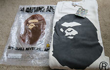 A Bathing Ape Ape Head Logo Sweatshirt Nigo Vintage Bapesta Japan