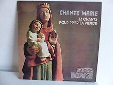 Chante Marie 13 chants pour prier la Vierge sm30 551