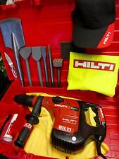 HILTI TE-500 AVR BREAKER,CHISELS INCLUDE, FREE EXTRAS , DURABLE, FAST SHIPPING