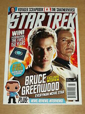 STAR TREK #48 WINTER 2014 VOYAGER SEAN KENNEY BRUCE GREENWOOD TITAN MAGAZINE
