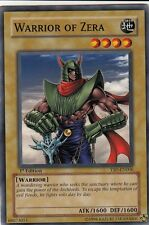 WARRIOR OF ZERA.(YSD-EN006 OR DR2-EN114)COMMON CARD.NM/MINT
