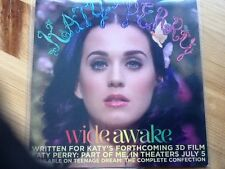 KATY PERRY - WIDE AWAKE PART ONE  - EMI NEW 15 TRACK CD PROMO