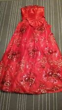Chinese wedding dress QiPao Kua Kwa cheongsam 16s- Sample sale only Size L