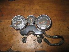Cockpit-Tacho+Drehzahlmesser / instrument gauges / Suzuki GSF 1200 Bandit-GV75A