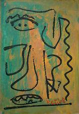 Bohumil KECIR (1904-1987) Gesicht 647 - Nr. H 49