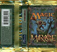 Vintage Magic | 1 x MTG Factory Sealed Mirage Booster Pack | Lions/Grave/Tutor??