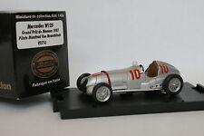 Brumm CEC 1/43 - Mercedes W125 Monaco GP 1937