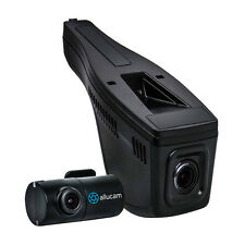 Allucam VG10Z 2CH Premium Dash Cam Real HD Wi-Fi iPhone Android Made in KOREA