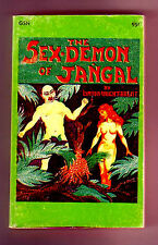 THE SEX-DEMON OF JANGAL (Lynton Wright Brent/PBO/South Pacific sleaze)