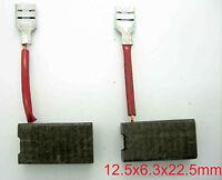 DeWalt Carbon Brushes Grinder DW702 DW703 DW706 DW708 DW712 6.3mm x 12.5mm   DW5