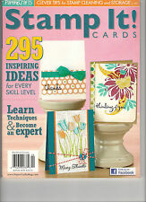 Paper Crafts STAMP IT! CARDS 295 Inspiring Ideas Card Designs Make own Greeting