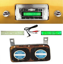 1947-1953 Chevy Truck  Radio w/ Dash Speaker AUX Cable Included Stereo 230