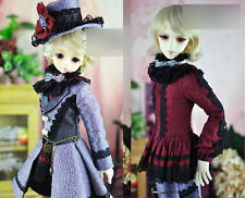 1/4 BJD 42-45cm msd Luts kid Boy Doll Clothes Outfit Set dollfie ship US