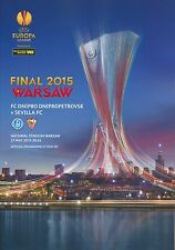 UEFA EUROPA LEAGUE FINAL 2015: Dnipro v Sevilla