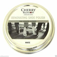 Cherry Blossom Premium Renovating Shoe Polish Smooth Leather Boot Polish 50ml