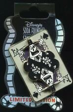 DSF GSF DSSH Nightmare Playing Cards Mayor King of Spades LE Disney Pin 42307