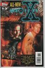 THE X-FILES #13 TOPPS COMIC BOOK FOX MULDER DANA SCULLY TV SHOW SERIES MOVIES