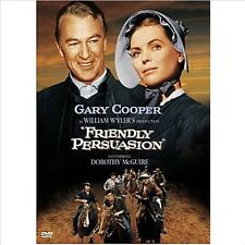 FRIENDLY PERSUASION (1956) DVD - Gary Cooper (New & Sealed)
