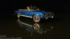 Rare GMP 1:24 1967 Ford Mustang Convertible- Ltd Ed of 500
