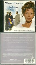 CD - WHITNEY HOUSTON : THE PREACHER' S WIFE