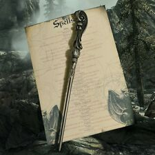 Fleur Delacour Wand with Spell list perfect for Harry Potter and Hogwarts fans