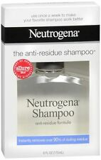 Neutrogena Anti-Residue Shampoo 6 oz