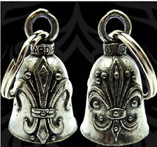 FLEUR DE LIS BELL Guardian® Bell Motorcycle - Harley Accessory HD Gremlin NEW