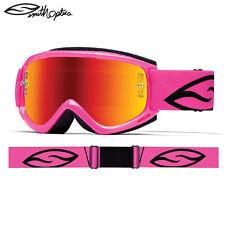 Smith Fuel 2.1 Enduro Downhill ATV Trials Motosport Goggles Bright Pink Frame
