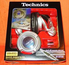 BRAND NEW ~ TECHNICS  RP-DH1200  HI-FI  DJ`S HEADPHONES MADE IN JAPAN SEALED !