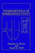 Fundamentals of Superconductivity (Topics in Language and Linguistics)-ExLibrary