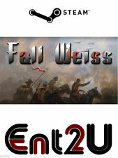 The Campaign Series: Fall Weiss Steam Key - for PC Windows (Same Day Dispatch)
