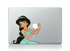 "Princess Jasmine found apple Macbook Air/Pro 13"" Removable Vinyl Sticker"