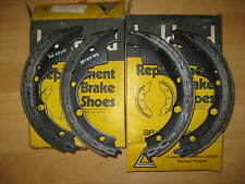 NEW REAR BRAKE SHOES - FITS: FORD TRANSIT MK1 & MK2 (1965-86)