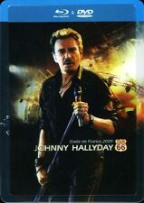 Johnny Hallyday - Stade de France 2009 - Boitier Metal Collector - Blu-ray / DVD