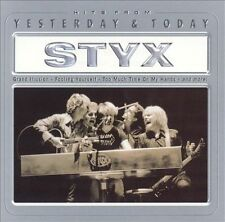 Hits from Yesterday & Today by Styx (CD, Mar-2001, BMG Special Products)