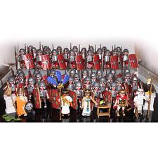 Playmobil 48 légionnaires, césar, zeus, athena, cleopatre