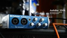 PreSonus AudioBox 22VSL USB Recording Interface w/ Studio One Artist Software