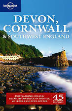 Devon Cornwall and Southwest England (Lonely Planet C..., Oliver Berry Paperback
