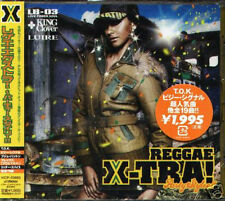 Reggae X-Tra 3 - Japan CD - NEW T.O.K.,Andi,Busy Signal
