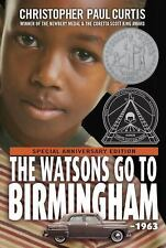 The Watsons Go to Birmingham 1963 by Christopher Paul Curtis (2000, Paperback)