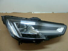 AUDI A4 B9 16-17 S LINE SALOON DRIVER SIDE FRONT LIGHT  8W0941034A 416