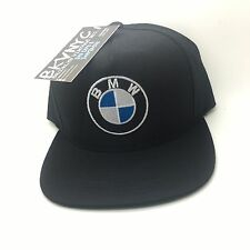 Black BMW Club Foreign Exclusive SnapBack Hat