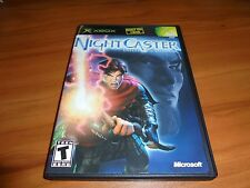 NightCaster: Defeat the Darkness (Microsoft Xbox, 2002) Used Complete Original