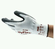 Pk of 12 Ansell Hyflex 11-735 Cut/Mechanical Protection Work Gloves Size 9