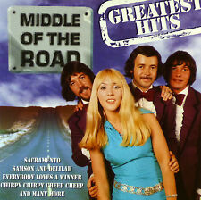 CD - Middle Of The Road - Greatest Hits - #A1100