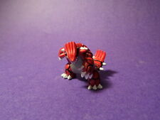 U3 Tomy Pokemon Figure 3rd Gen  Groudon (Battle Ver) Excellent