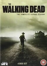 The Walking Dead - Season 2 - Complete (DVD, 2012, 4-Disc Set, Box Set)