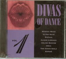 Divas of Dance, Vol. 1 by Various Artists (CD, Jun-1996, DCC Compact Classics)