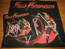 "V/A ""Hell's Headbangers Vol 6"" 2 X LP vomitor nunslaughter cultes des ghoules"